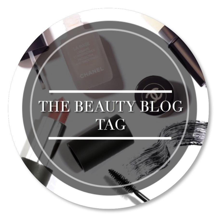 The Beauty Blog Tag