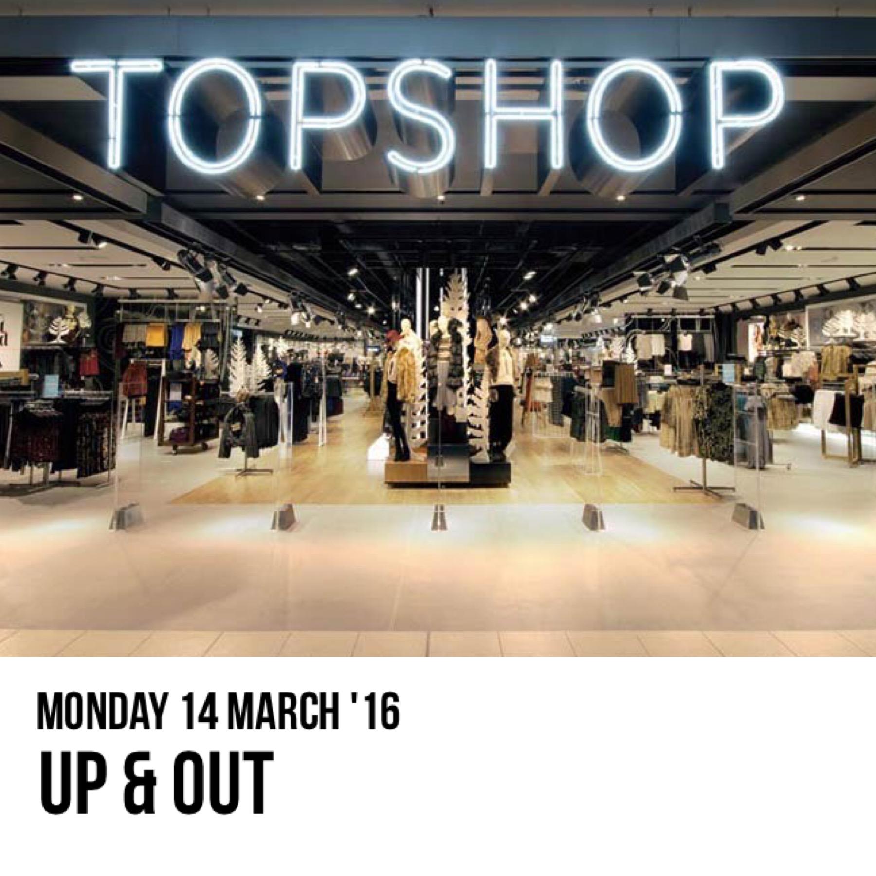 Topshop shop
