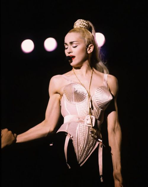 MADONNA CONICLE BRA
