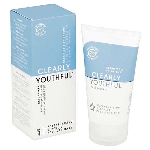 SUPERDRUG CLEARLY YOUTHFUL GLYCOLIC PEEL